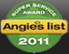 View us at Angieslist